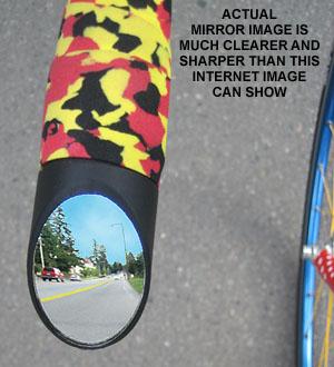 Italian Road Bike Mirror bicycle racing un-helmet mirrors Buy It Now
